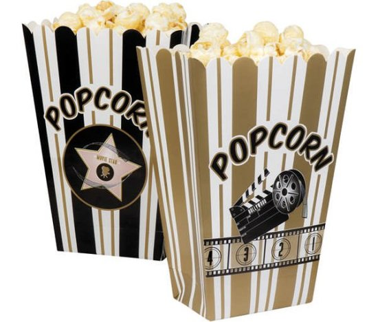 Hollywood Popcorn Baegre Festartikler