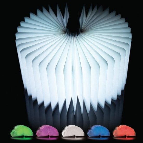 Book Light Mood Lamp - Boglampen gadget