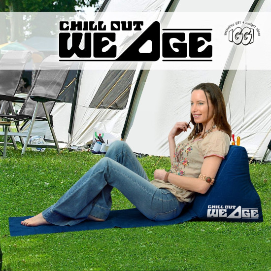 Chill Out Wedge IGGI (Blaa) Gadgets