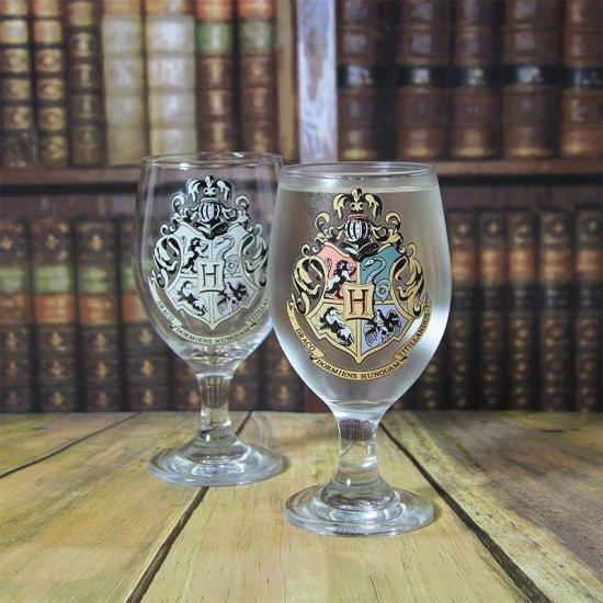 Harry Potter Hogwarts Glas Gadgets