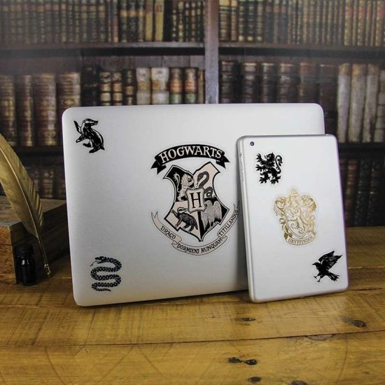 Harry Potter Hogwarts Stickers gadget