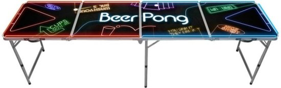 Beer Pong Bord: Official Spotlight, Deluxe Gadgets