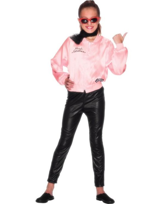 Grease: Lille Pink Lady kostume