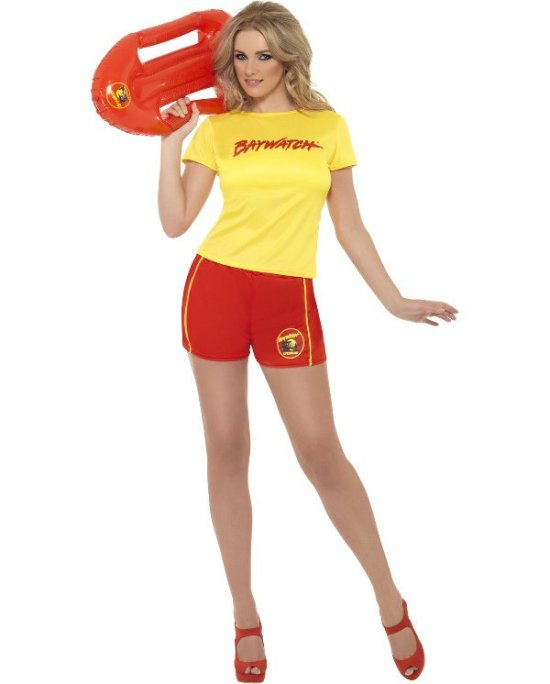Baywatch Girl Kostumer