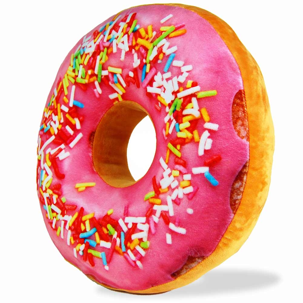 Image of   Donut pude (Pink)