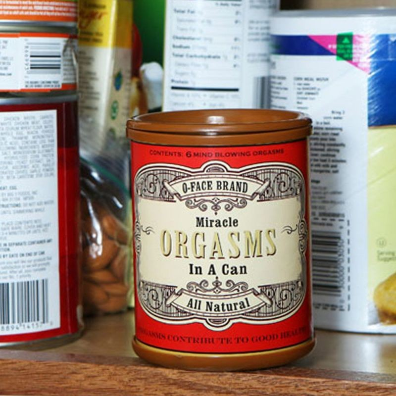 Image of   Orgasms In A Can