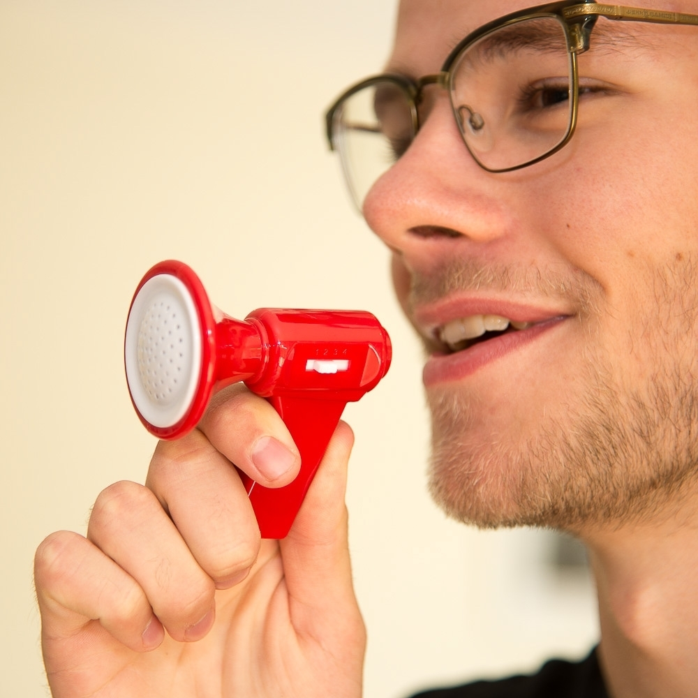 Image of   Worlds Smallest Voice Changer