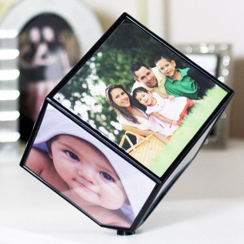 Roterende Photo Cube