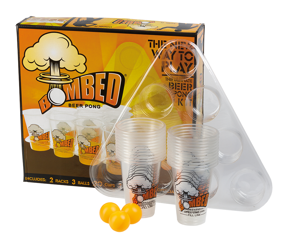 Image of   Beer Pong Bombed Kit