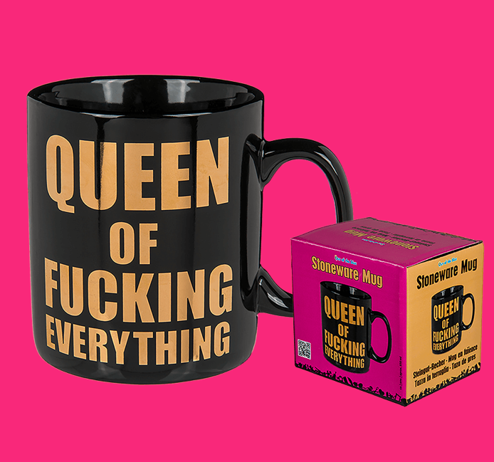 Image of   Queen Of Fucking Everything Kop